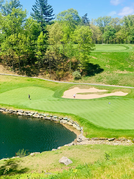 Scenic views of Red Tail Golf Club Course at Devens