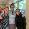 From left, Katie Walsh and Megan Howarth of Chelmsford, and Kristen Hajjar of Lowell