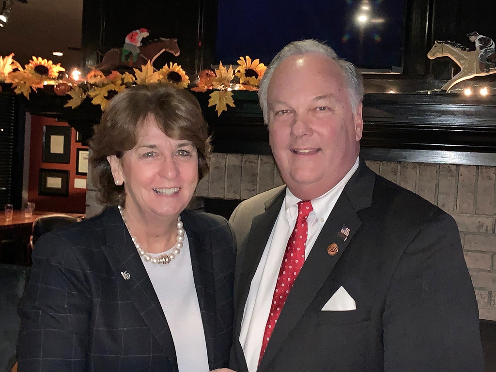 . Trish and Jim O�Donnell of Lowell