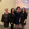 From left, Heather Snow and Tasha DeJesus of Dracut, Donna Baribeault of Tyngsboro and Terri Parsons of Pepperell