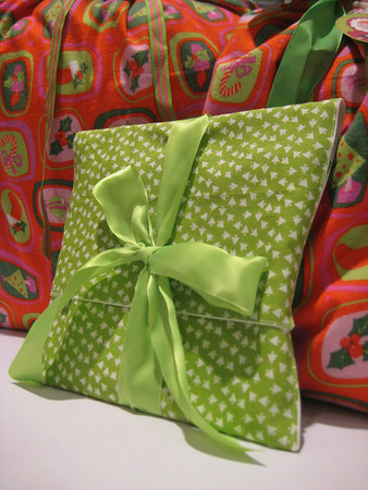 Book GIft Wrap Tutorial