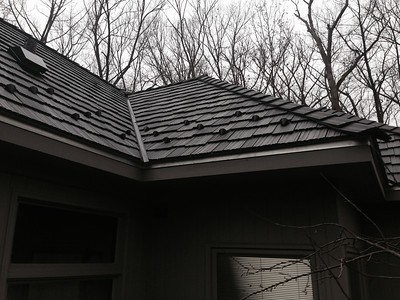 DaVinci Synthetic Slate Roofing & Snow Guards