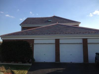 DaVinci Synthetic Slate Roofing - Des Plaines IL