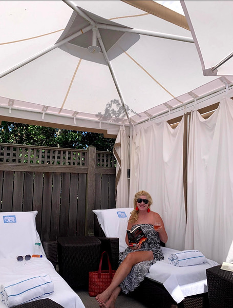 Private Cabana at the White Elephant Village