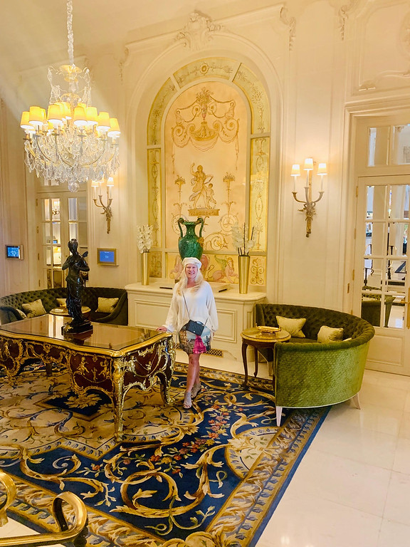 . The Ritz Paris