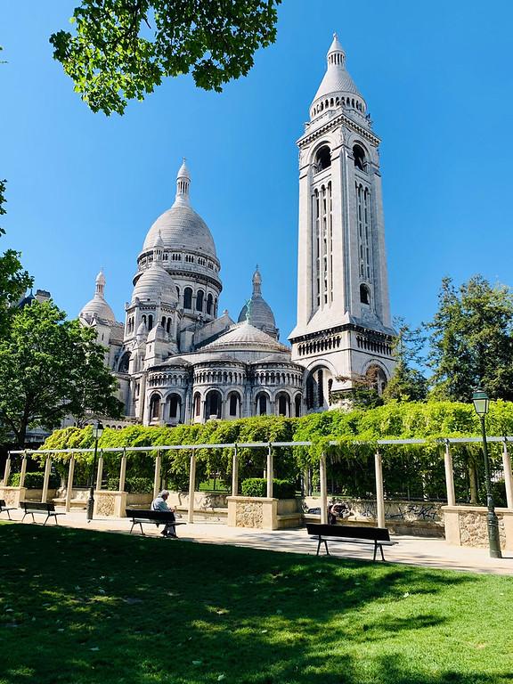 . Le Sacre Coeur Square, Marcel Bleustein Blanchet
