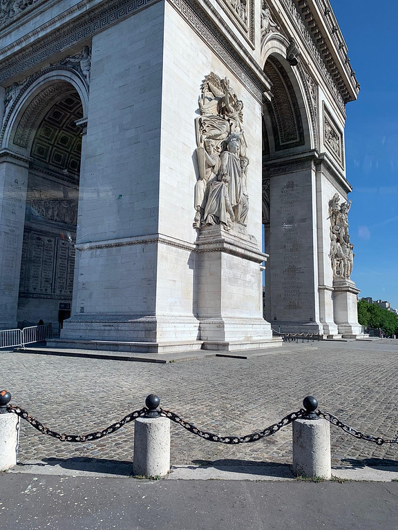. L�Arc de Triomphe