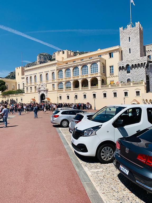 . Palais Princier de Monaco