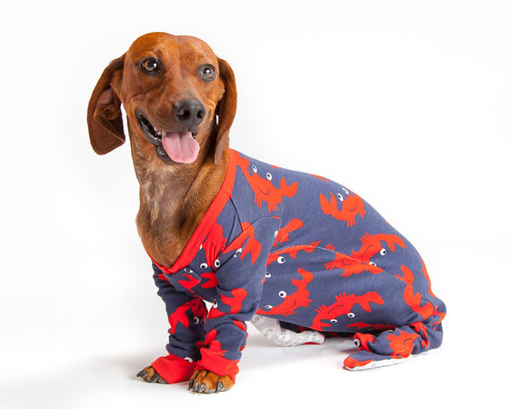 Roni's Crab Pajamas