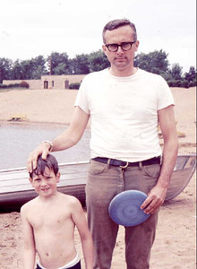 Gus&Dad.IndianGuides abt 1968