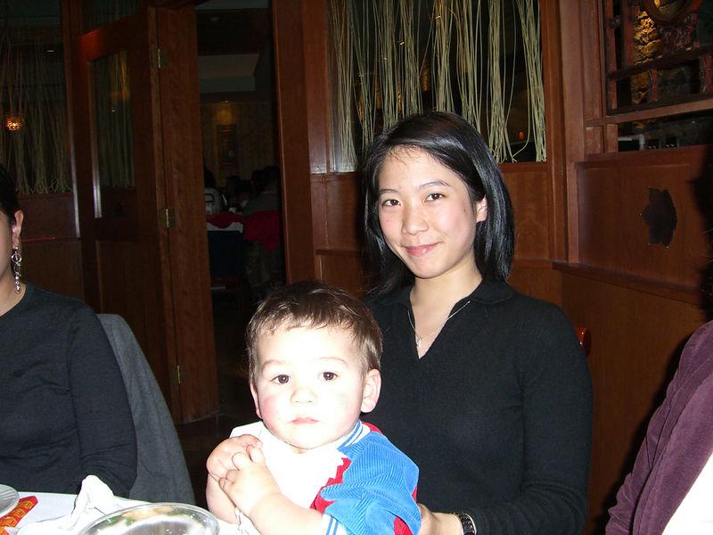 China Inn (六福) 吃年夜飯