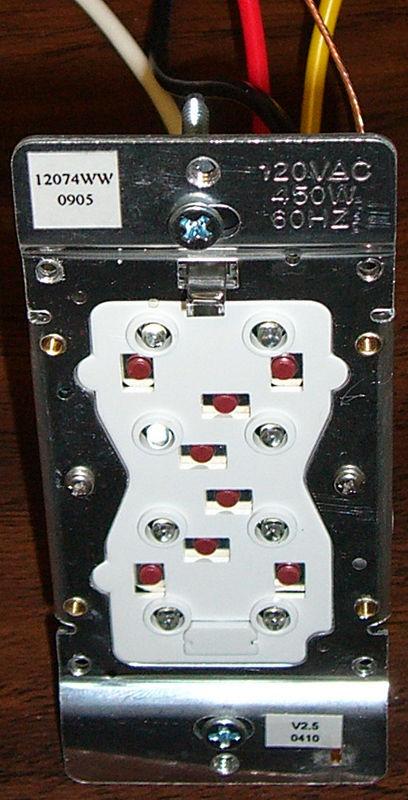 SwitchLinc KeypadLinc 8