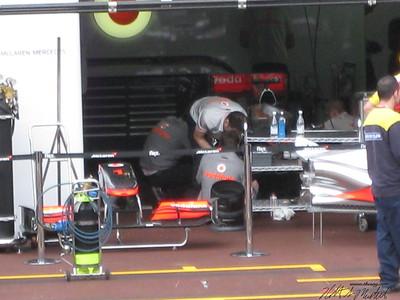 Monaco 2010 F1