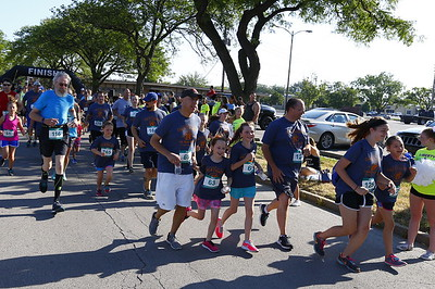Dad and Daughter 5K 2017