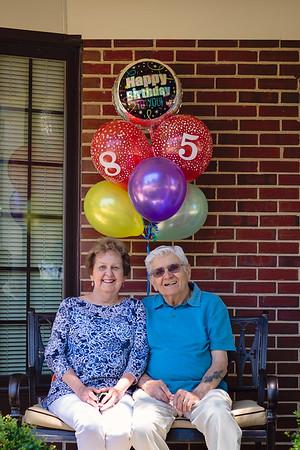 Dads 85th Birthday