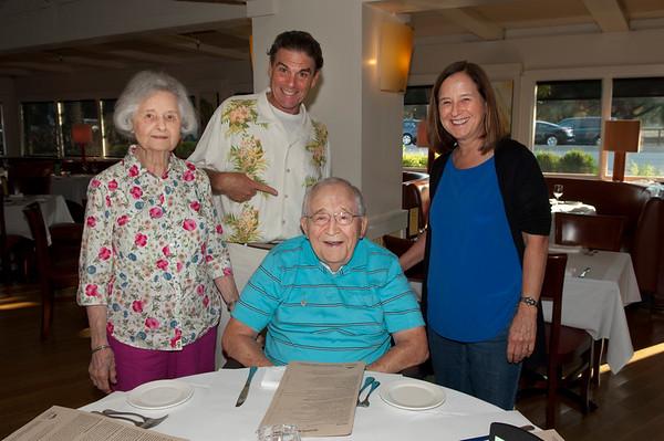 Dad's 96th Birthday