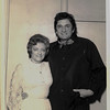 Johnny Cash and Mother Mabelle