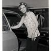 Loretta Lynn in Hair Curlers