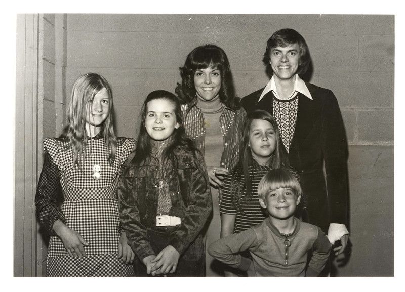 Karen and Richard Carpenter