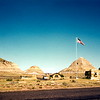 East Entrance, Theodore Roosevelt NMP, ND, September 1952