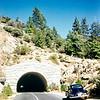 Tunnel on Big Oak Flat Rd, Yosemite NP, CA, October 1952