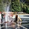Butane Fire Control, Yosemite National Park, CA, October 1952