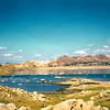 Millerton Lake, CA, October 1952