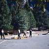 Fire training Yosemite October 1952