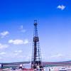 Oil Well at Fryberg, N. Dak, June 1953