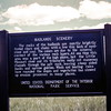 Interpretive sign, North Unit, Theodore Roosevelt NMP, ND, July 1953