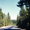 Mt Hood from west, Oregon, September 1953