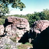 Quartzite, Ledge, September 1954, Pipestone NM, MN