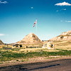 East entrance, Theodore Roosevelt NMP, ND, June 1954