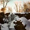 Winnewissa Falls, December 1954, Pipestone NM, MN
