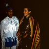 Young Hiawatha and Nokomis, Hiawatha Pageant, Pipestone NM, MN, August 1954