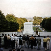 Changing of the Guard, Tomb of the Unknown Soldier, Arlington Cemetery, October 1955