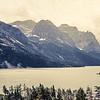 St Mary Lake, Glacier NP, MT - 1959