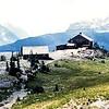 Granite Park Chalet, Glacier NP, MT - 1959