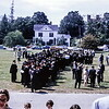 Bob graduation with Toddy Reynolds, Phillips Exeter Academy, NH, 1963