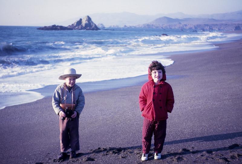 Sonoma Coast, 1962.