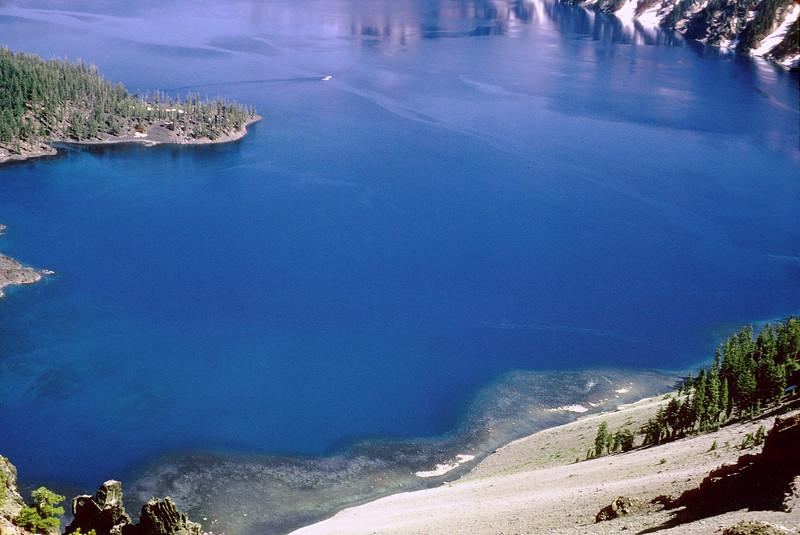 Crater Lake, 1962.