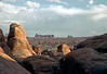 Fiery Furnace area, Arches Nation Park, 1978.