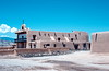 San Ildefonso Pueblo Church, New Mexico, 1978.