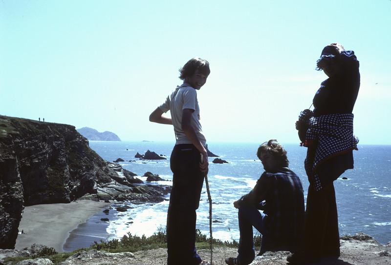 Point Reyes 1978.