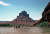 Fisher Towers area on 14 mile trip down the Colorado River, 1978.