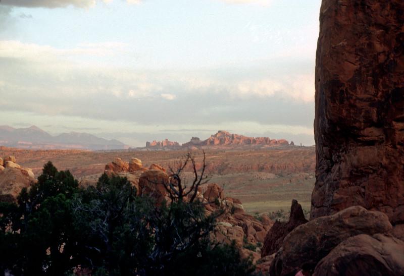Arches National Park, 1978.
