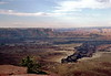 Grand View Point, Island in the Sky District, Canyonlands National Park, 1978.