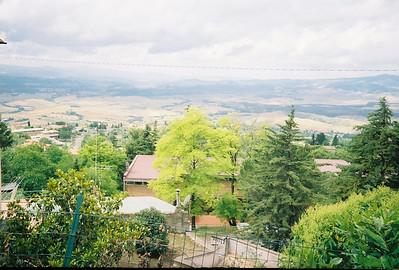 Volterra-San Gimignano