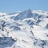 Pigne d'Arolla and Mont Blanc de Cheillon