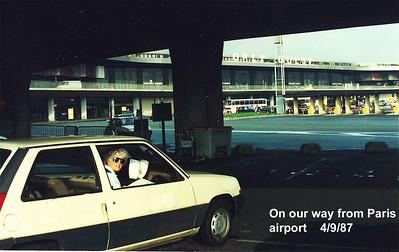 1987 France trip